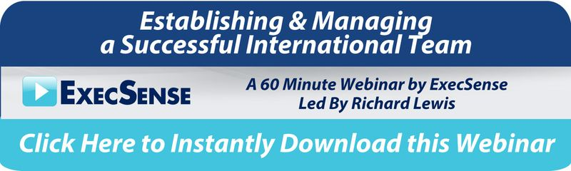 Banner_Establishing & Managing a Successful International Team